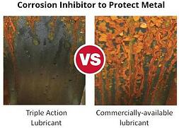 Corrosion Inhibitor to Protect Metal